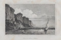 134 Hudson River Entrance New York 1840s