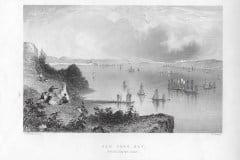 14 New York Bay 1850