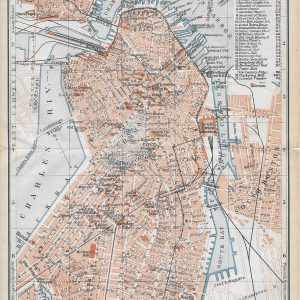 #1119 Boston, 1909