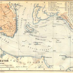 #1138 Charleston, 1909