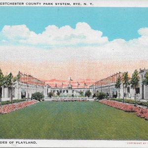 #1306 Playland, Westchester County Park System, Rye circa 1930s