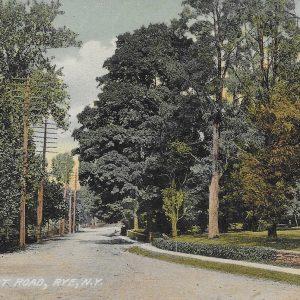 #1493 Boston Post Road, Rye circa 1910