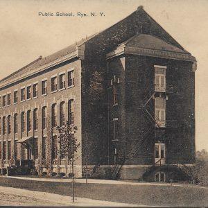 #1499 Public School, Rye 1910