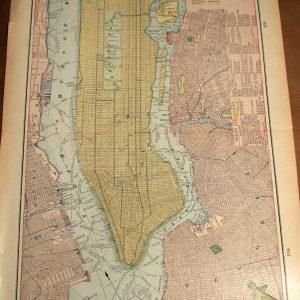 #1510 New York City, 1898