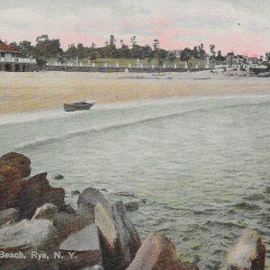 #1713 Oakland Beach, Rye circa 1920