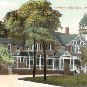 #1747 American Yacht Club, Rye 1919