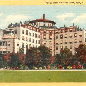 #1762 Westchester Country Club, Rye 1944