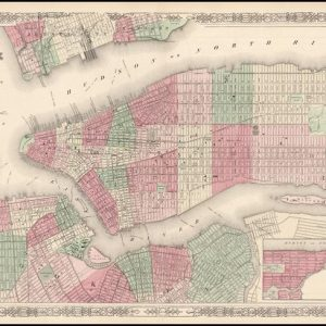 #3530 New York City, 1864