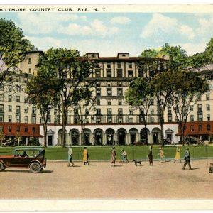 #2098 Westchester Biltmore Country Club, Rye 1915