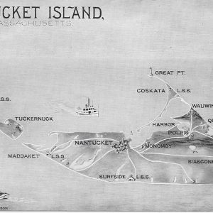 #2119 Nantucket Island, 1910