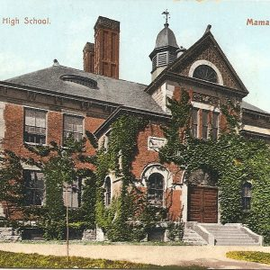 Mamaroneck High School (now Town Hall), 1912