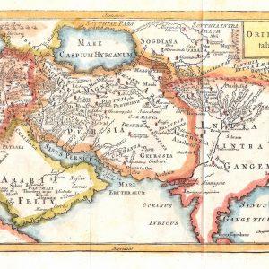 #226 Southwest Asia, 1797