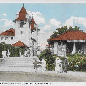 #2266 Rye Park Baths, Oakland Beach circa 1910s