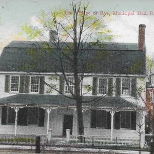 #2269 The Village of Rye Municipal Hall, 1913