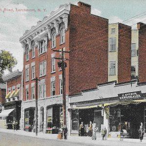 Boston Post Road, Larchmont 1913