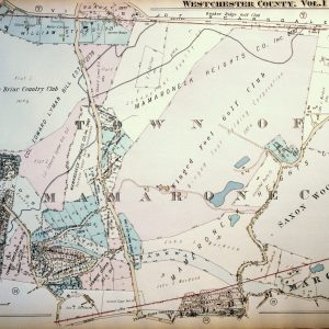 #3487 Town of Mamaroneck, 1929