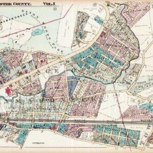 #3488 Village of Mamaroneck, 1929