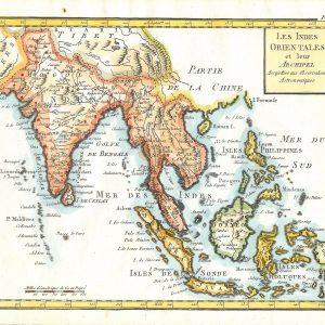 #258 East Indies, 1799