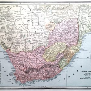 #2621 South Africa, 1889