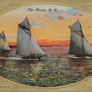 #2640 Rye Beach, 1910