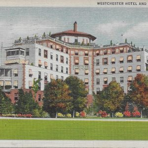 #2670 Westchester Hotel and Country Club, Rye 1938