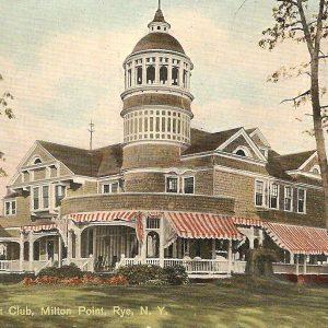#2743 American Yacht Club, Rye 1910