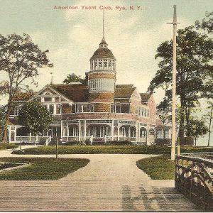 #2744 American Yacht Club, Rye 1910
