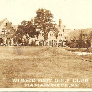 #2773 Winged Foot Golf Club, Mamaroneck circa 1920s