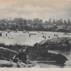 #2856 Oakland Beach, Rye 1905