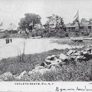 #2858 Oakland Beach, Rye 1906
