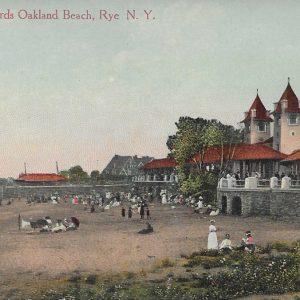 #2863 Looking towards Oakland Beach, Rye circa 1910