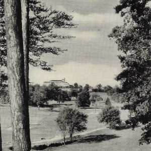 #3078 Overlooking Golf Courses, Westchester Country Club, Rye circa 1940