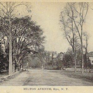 #3318 Milton Avenue, Rye circa 1920s