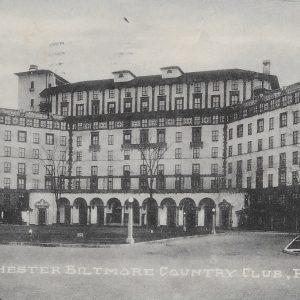 #3327 Westchester Biltmore Country Club, Rye 1926