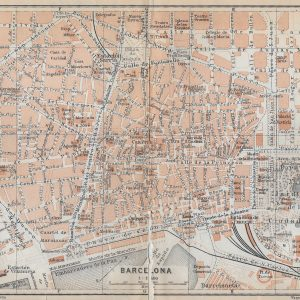 #3390 Barcelona, Spain 1914