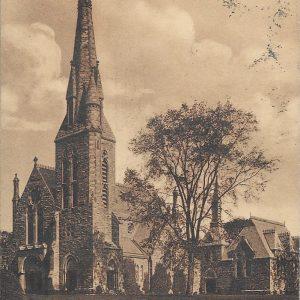 #3526 Presbyterian Church, Rye 1908