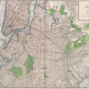 #3543 Brooklyn, 1911
