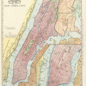 #3544 New York City, 1897