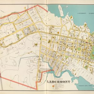 #3534 Village of Larchmont, 1892