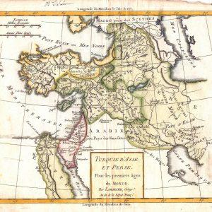 #369 Turkey in Asia & Persia, 1795