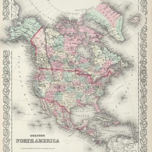 North American Continent
