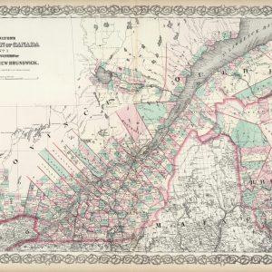 #3793 Dominion of Canada (No.1), 1874