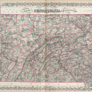 #3807 Pennsylvania, 1874