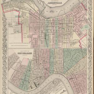 #3819 Louisville & New Orleans, 1874
