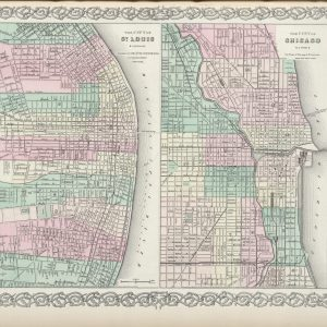 #3829 St. Louis & Chicago, 1874