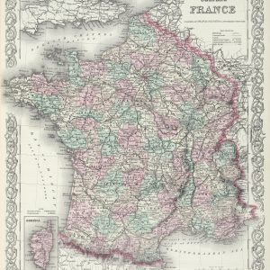 #3958 France, 1874