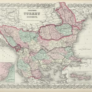 #3973 Turkey in Europe, 1874