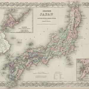 #3981 Japan, 1874