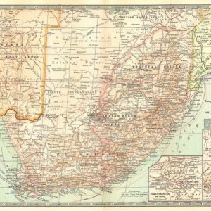 #3991 South Africa, 1903