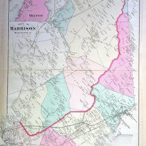 #4054 Harrison & Rye, 1868